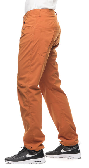 Houdini W's Thrill Twill Pants Saddle Brown